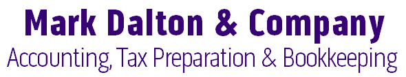 Mark Dalton & Company | Accounting, Tax Preparation & Bookeeping